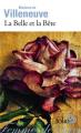 Couverture La Belle et la Bête Editions Folio  (2 €) 2016