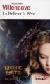 Couverture La belle et la bête Editions Folio  (2 €) 2014