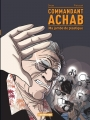 Couverture Commandant Achab, tome 2 : Ma jambe de plastique Editions Quadrants 2013
