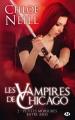 Couverture Les vampires de Chicago, tome 02 : Petites morsures entre amis Editions Milady 2014