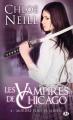 Couverture Les Vampires de Chicago, tome 04 : Mordre vous va si bien Editions Milady 2014