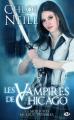 Couverture Les vampires de Chicago, tome 05 : Morsures en eaux troubles Editions Milady 2014