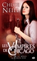 Couverture Les vampires de Chicago, tome 08 : On ne mord que deux fois Editions Milady 2014