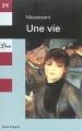 Couverture Une vie Editions Librio 2003