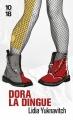 Couverture Dora la dingue Editions 10/18 2012