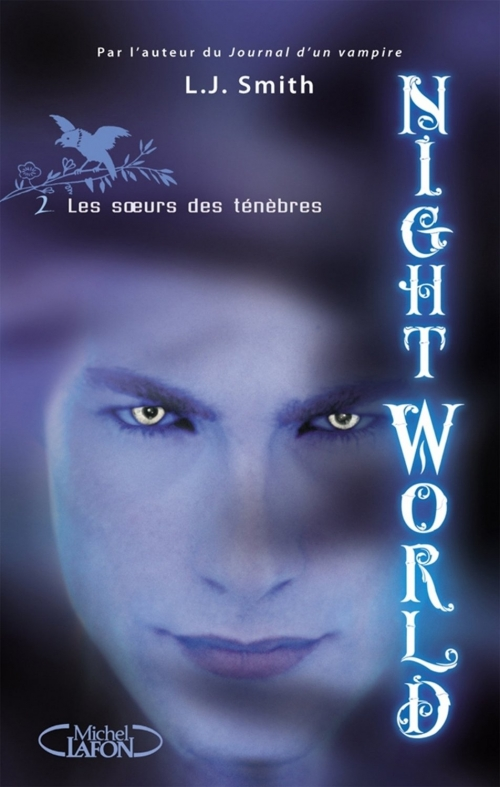 Couverture Night world, tome 02 : Les soeurs des ténèbres