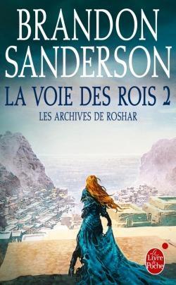 Couverture Les Archives de Roshar, tome 1 : La voie des rois, partie 2