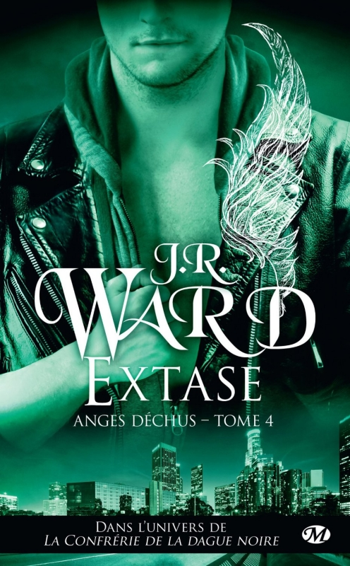 Couverture Anges déchus, tome 4 : Extase