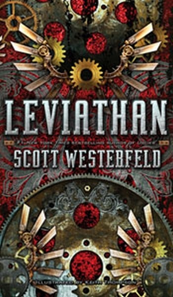 Couverture Léviathan (Westerfeld), tome 1