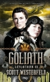Couverture Léviathan (Westerfeld), tome 3 : Goliath Editions 12-21 2012