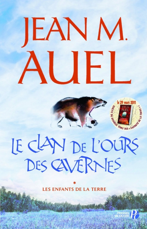 Couverture Les enfants de la terre, tome 1 : Ayla, l'enfant de la terre / Le clan de l'ours des cavernes