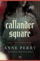 Couverture Le mystère de Callander square Editions Open Road 2011