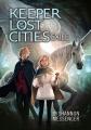 Couverture Gardiens des cités perdues, tome 2 : Exil Editions Aladdin 2013
