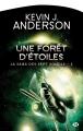 Couverture La saga des Sept Soleils, tome 2 : Une forêt d'étoiles Editions Milady (Science-fiction) 2013