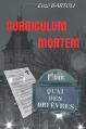 Couverture Curriculum mortem Editions La Main multiple 2013