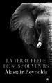 Couverture Les enfants de Poséidon, tome 1 : La terre bleue de nos souvenirs Editions Bragelonne (SF) 2015