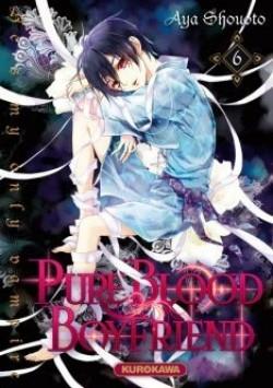 Couverture Pure blood boyfriend, tome 06