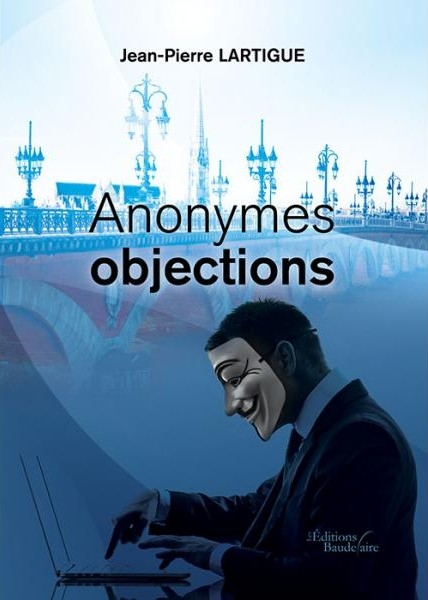 Couverture Anonymes objections