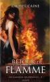 Couverture Les Gardiens des Éléments, tome 5 : Retour de Flamme Editions Panini 2013