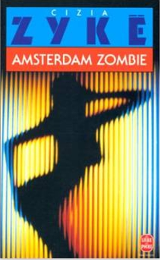Couverture Amsterdam Zombie