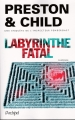 Couverture Labyrinthe fatal Editions L'archipel 2015