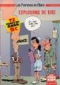 Couverture Les Femmes en Blanc : Explosions de rire Editions Dupuis 2007