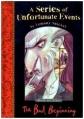 Couverture Les désastreuses aventures des orphelins Baudelaire, tome 01 : Tout commence mal... Editions Egmont 2001