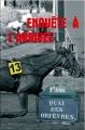 Couverture Enquête à l'arrivée Editions La Main multiple 2014