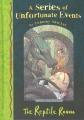 Couverture Les désastreuses aventures des orphelins Baudelaire, tome 02 : Le laboratoire aux serpents Editions Egmont 2001