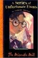 Couverture Les désastreuses aventures des orphelins Baudelaire, tome 04 : Cauchemar à la scierie Editions Egmont 2003