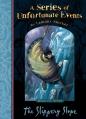 Couverture Les désastreuses aventures des orphelins Baudelaire, tome 10 : La Pente Glissante Editions Egmont 2004