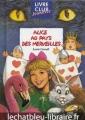 Couverture Alice au pays des merveilles / Les aventures d'Alice au pays des merveilles Editions Hemma (Livre club jeunesse) 2002