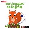 Couverture Mon imagier de la forêt Editions Nathan (Kididoc) 2015