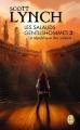 Couverture Les Salauds Gentilshommes, tome 3 : La République des voleurs Editions J'ai Lu 2015