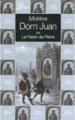 Couverture Dom Juan Editions Librio 2001