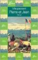 Couverture Pierre et  Jean Editions Librio 2001