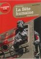 Couverture La Bête humaine Editions Hatier (Classiques & cie - Lycée) 2013