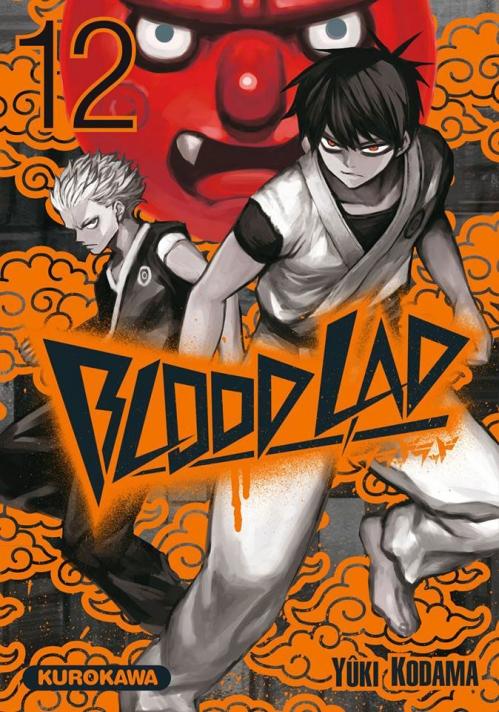Couverture Blood Lad, tome 12