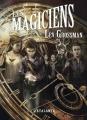 Couverture Les magiciens, tome 1 Editions L'Atalante (La Dentelle du cygne) 2013