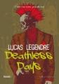 Couverture Deathless days Editions La Bourdonnaye 2015