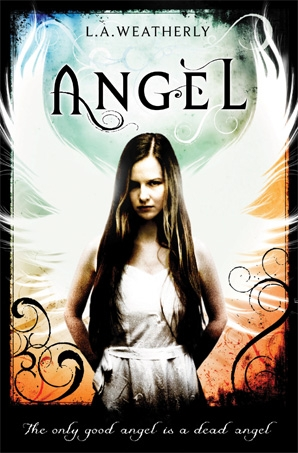 Couverture Angel, tome 1