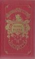 Couverture Pauvre Blaise Editions Hachette (Bibliothèque Rose illustrée) 1928