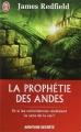 Couverture La prophétie des Andes Editions J'ai Lu (Aventure secrète) 2003