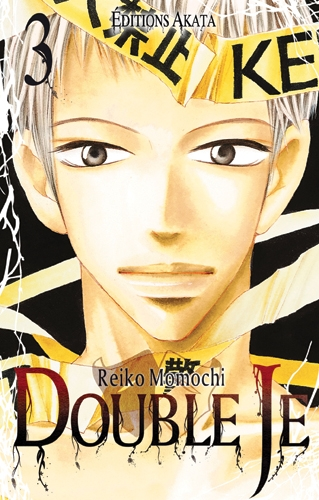 Couverture Double Je, tome 3