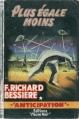 Couverture Plus égale moins Editions Fleuve (Noir - Anticipation) 1961