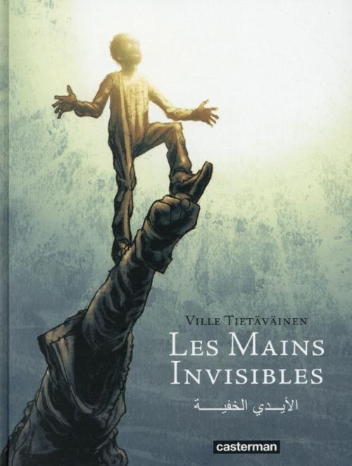 Couverture Les mains invisibles