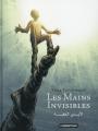 Couverture Les mains invisibles Editions Casterman 2015