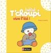 Couverture Bébé T'coupi : Vive l'été ! Editions Nathan 2015