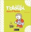 Couverture Bébé T'choupi dans l'herbe Editions Nathan 2015