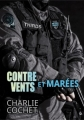 Couverture Thirds, tome 1 : Contre vents et marées Editions Dreamspinner Press 2015